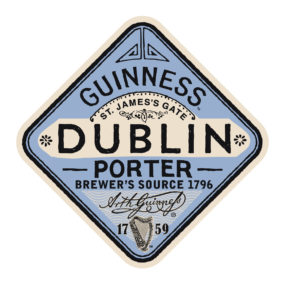 Dublin-Porter-Label